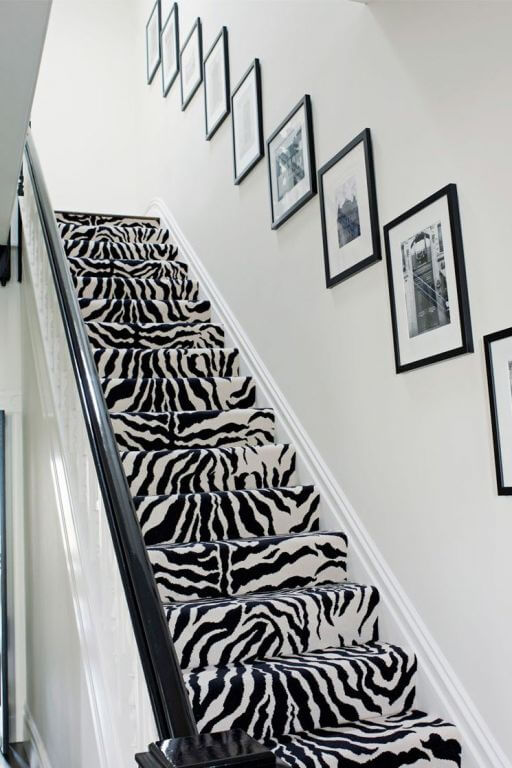 Animal Instincts Staircase