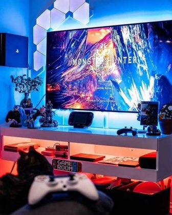 Video Game Room Ideas